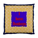 Love Donks Cushion Case (One Side)