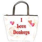 Love Donks Bucket Bag