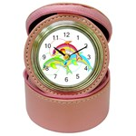 Cute Kittens Jewelry Case Clock