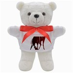 Bowing horse Teddy Bear