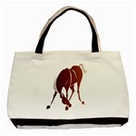 Bowing horse Classic Tote Bag (Two Sides)