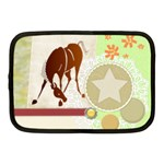 Bowing horse Netbook Case (Medium)