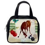 Bowing horse Classic Handbag (One Side)