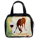 Bowing horse Classic Handbag (Two Sides)