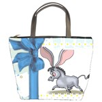 Big ears Bucket Bag