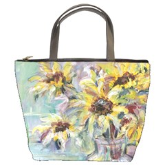 Caitlin s Bouquet Bucket Bag By Alana   Bucket Bag   O3tfzijws0ho   Www Artscow Com Front