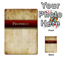 Prophecy Quests And Abilities By Midaga   Playing Cards 54 Designs   Xoffmk2ta11u   Www Artscow Com Back
