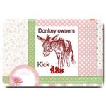 Donkey Large Doormat
