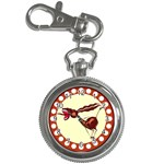 Braying donkey Key Chain Watch