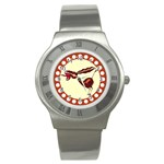 Braying donkey Stainless Steel Watch