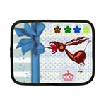 Braying donkey Netbook Case (Small)