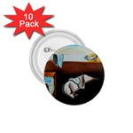 persistance of memory 1.75  Button (10 pack)