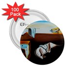 persistance of memory 2.25  Button (100 pack)