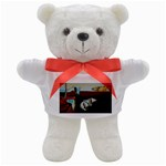 persistance of memory Teddy Bear
