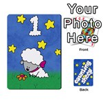 counting sheep - Playing Cards 54 Designs