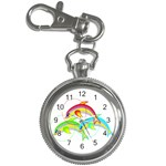 Drinking giraffe Key Chain Watch