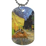 Vincent_Willem_van_Gogh_015 Dog Tag (One Side)