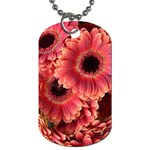 very_reddish_flowers-other Dog Tag (Two Sides)