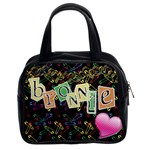 Bronnies Bag - Classic Handbag (Two Sides)