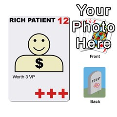 Jack Quacks Patient Deck By Richard Irving   Playing Cards 54 Designs (rectangle)   Iwww9u6z0ril   Www Artscow Com Front - SpadeJ
