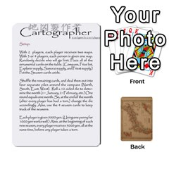 Cartographer2 Of 2 By Wulf Corbett   Playing Cards 54 Designs   Mub739ibqq8v   Www Artscow Com Front - Spade6