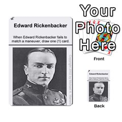 Richtofen1 By Wulf Corbett   Multi Purpose Cards (rectangle)   Zustvet4du1z   Www Artscow Com Front 33
