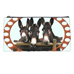 Three donks Pencil Case