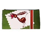 Braying donkey Pencil Case