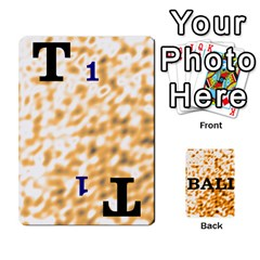 Bali 1 By Timmierz   Playing Cards 54 Designs   867p2b8r14wt   Www Artscow Com Front - Club6