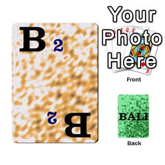 Bali 2 By Timmierz   Playing Cards 54 Designs (rectangle)   Ksymzr0m7sgl   Www Artscow Com Front - Spade6