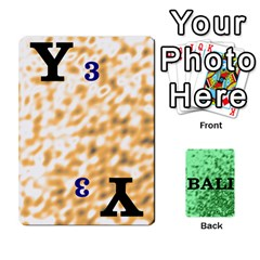 Ace Bali 2 By Timmierz   Playing Cards 54 Designs (rectangle)   Ksymzr0m7sgl   Www Artscow Com Front - ClubA