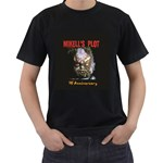 Mikell s Plot 10th Anniversary T-Shirt   Black