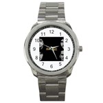 The Kavanaghs Official Sport Metal Watch