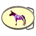 Swirl donk Belt Buckle