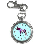 Swirl donk Key Chain Watch