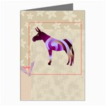 Swirl donk Greeting Cards (Pkg of 8)