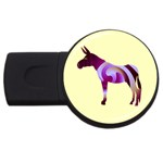 Swirl donk USB Flash Drive Round (4 GB)