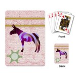Swirl donk Playing Cards Single Design