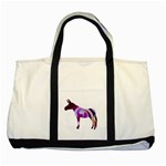 Swirl donk Two Tone Tote Bag