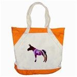 Swirl donk Accent Tote Bag