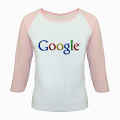 Google Kids Baseball Jersey by goodshop