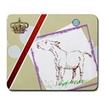 Donkey 2 Large Mousepad
