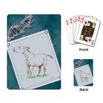 Donkey 2 Playing Cards Single Design