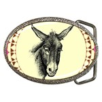 Donkey 3 - Belt Buckle