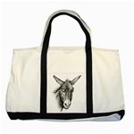 Donkey 3 - Two Tone Tote Bag