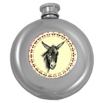 Donkey 3 - Hip Flask (5 oz)