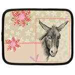 Donkey 3 - Netbook Case (Large)