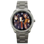 Bad2 Sport Metal Watch