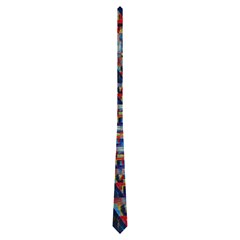 Waiting Room Iii By Alana   Necktie (two Side)   Ynp9y3c0ooff   Www Artscow Com Front