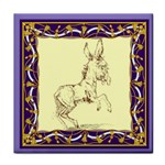 Donkey 5 Tile Coaster